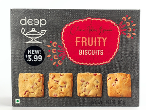 Deep Fruity Biscuits