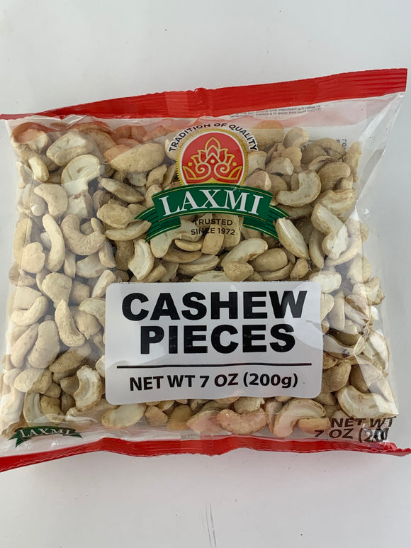 Laxmi Cashew Pieces 200 Gm
