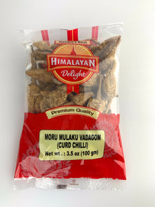 Himalayan Delight Curd Chillis 100gms