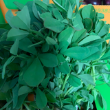 Fresh Methi leaves (1 bunch)