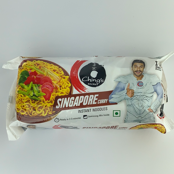Chings Noodle Singapore Curry 240Gms