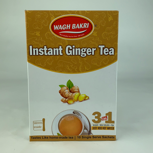 Wagh Bakri  Ginger Tea Mix with Sugar 140 gms