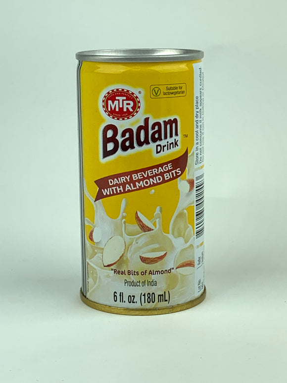 MTR Badam Drink Can 180Ml