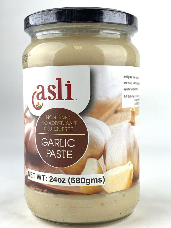 Asli Garlic Paste (Glass) 680Gms