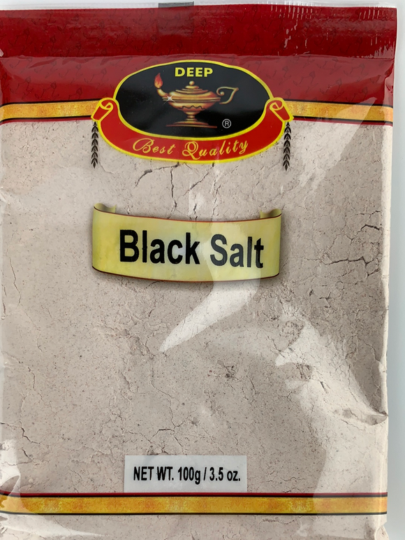 Deep Black Salt 3.5 oz