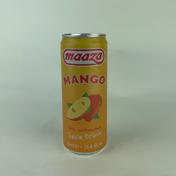Maaza Mango Drink Sleek Can 330ml