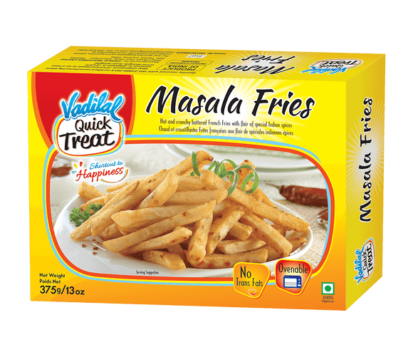 Vadilal Masala Fries