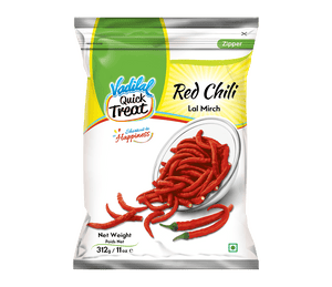 Vadilal Red Chillies 312 gms