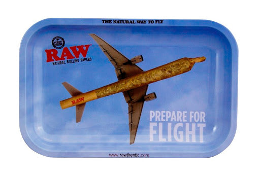 Raw Metal Tray Small Fly