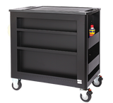 Filled toolbox S11 345pcs SFS (black)