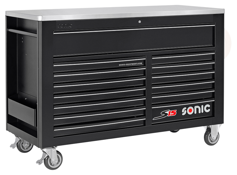 SONIC Equipment Filled toolbox S15 958pcs SFS
