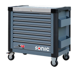 SONIC Equipment Filled toolbox S12 XD 714pcs - With FREE S7 Filled toolbox 140pcs