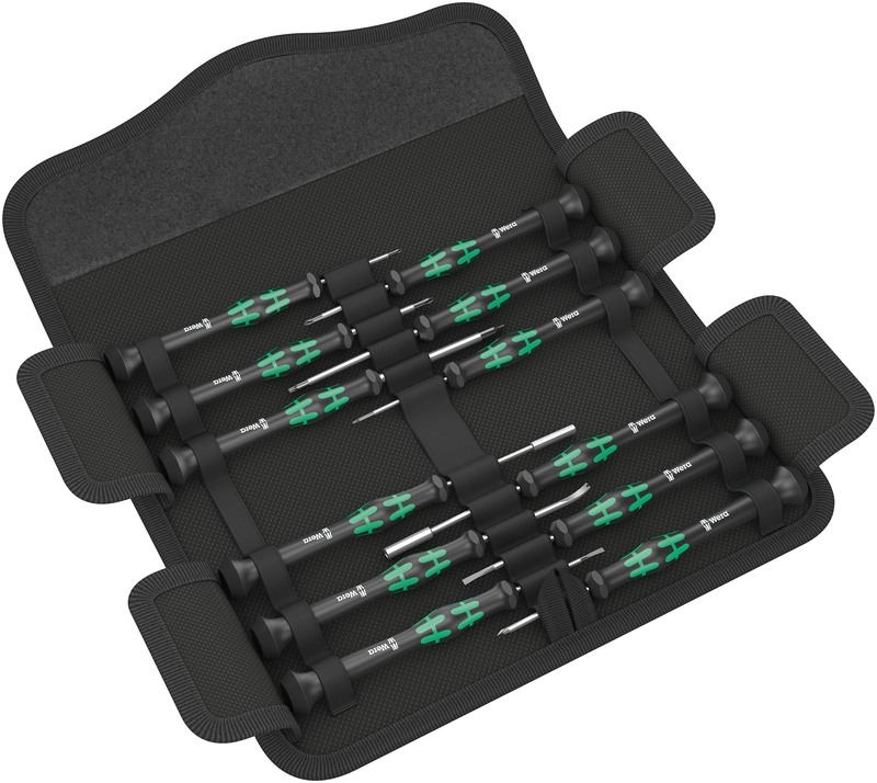Kraftform Micro 12 Electronics 1 Screwdriver set for electronic applications