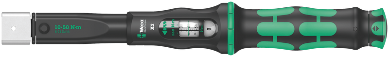 Click-Torque X 2 torque wrench for insert tools