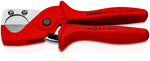 KNIPEX 90 25 185 Pipe cutters for plastic composite pipes