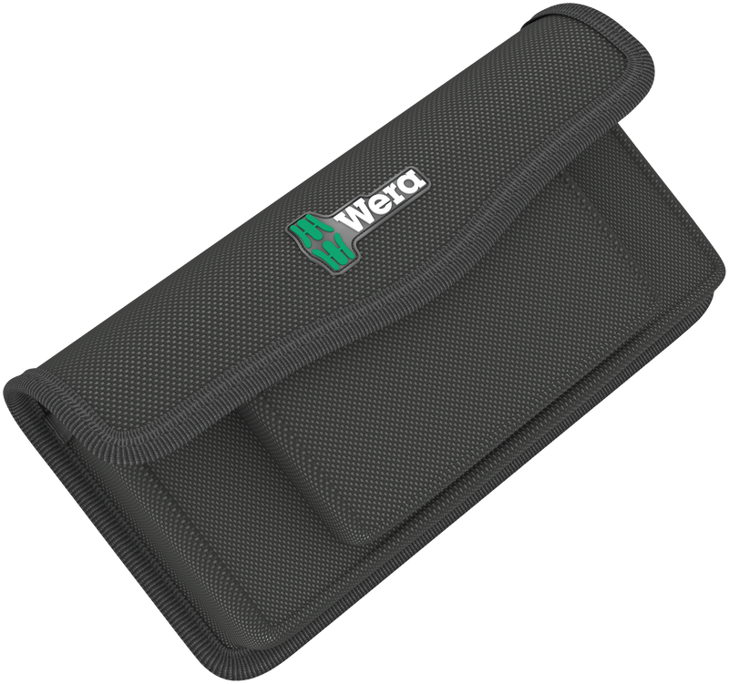Wera Empty Textile Pouch For Toolcheck PLUS & Bicycle Set 3