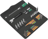 Kraftform Kompakt F 1 screwdriving tool set for window installation