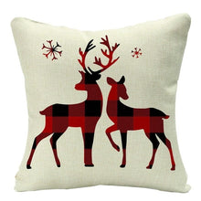 Load image into Gallery viewer, Christmas Pillow Cover