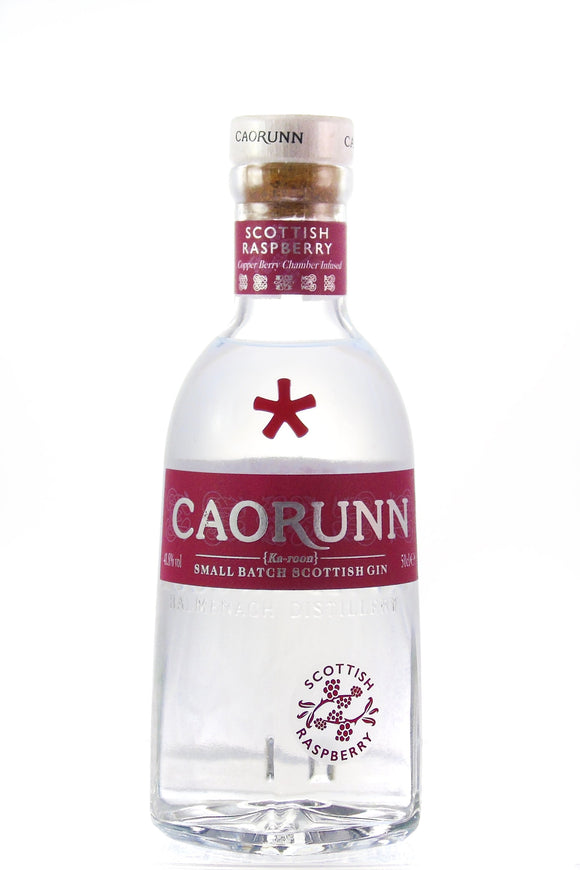 Caorunn Raspberry (50cl, 41.8%).