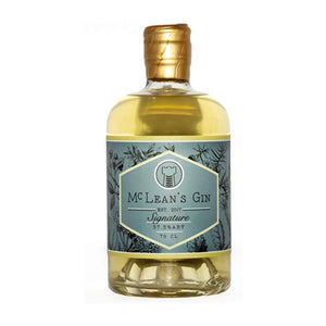 McLeans - Signature (70cl, 37.5%).