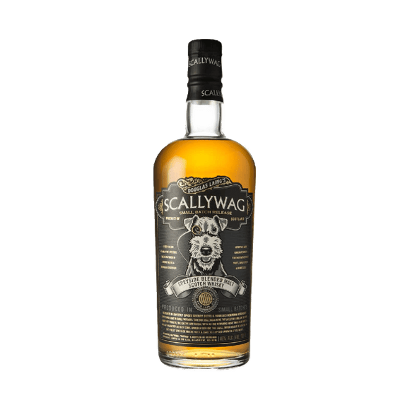 SCALLYWAG - SMALL BATCH WHISKY (70cl, 46%).