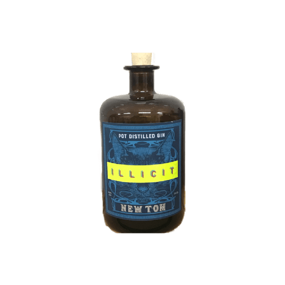 ILLICIT GIN - NEW TOM (70cl, 40%).