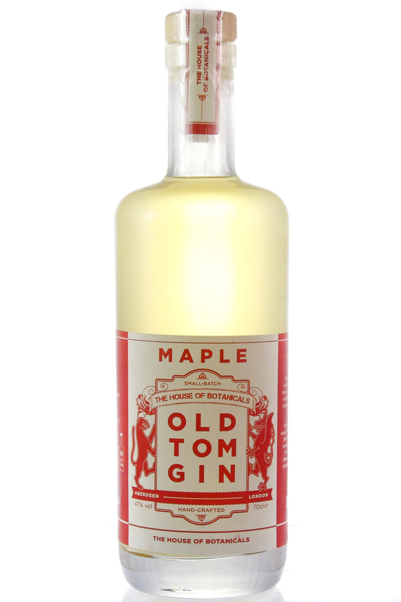 House of Botanicals - Maple Gin (70cl, 47%)