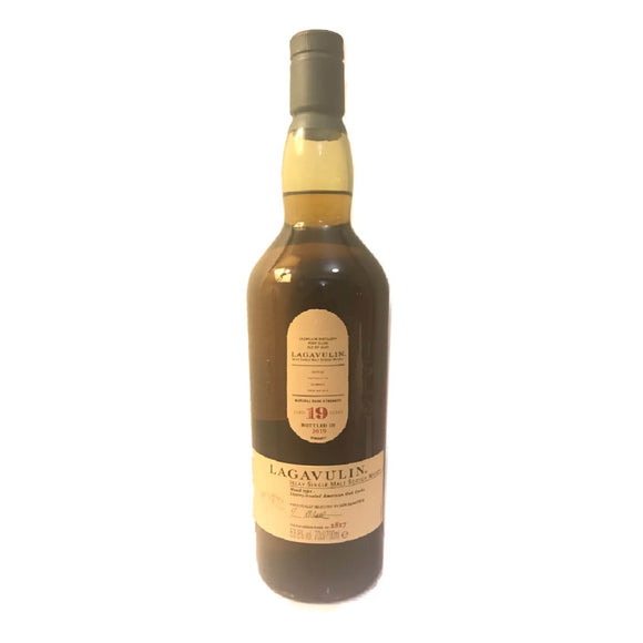 LAGAVULIN FEIS ILE 2019 - 19 Year (70cl, 53.8%)