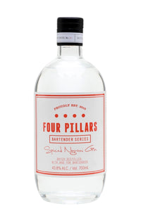 Four Pillars - Spiced Negroni (70cl, 43%).