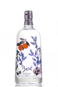 Boe Scottish Gin (70cl, 42%).