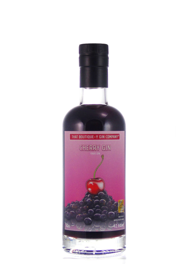 The Boutique-y Gin Co. - Cherry Gin (70cl, 42.6%).