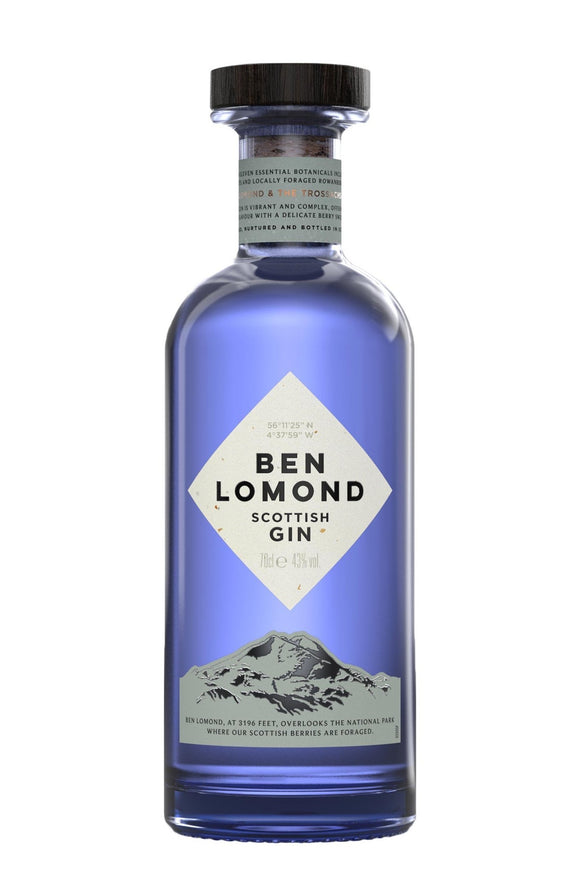 Ben Lomond - Scottish Gin (70cl, 40%).