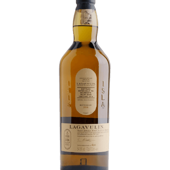 LAGAVULIN - ISLAY JAZZ FESTIVAL 2016 (70cl, 54.5%).