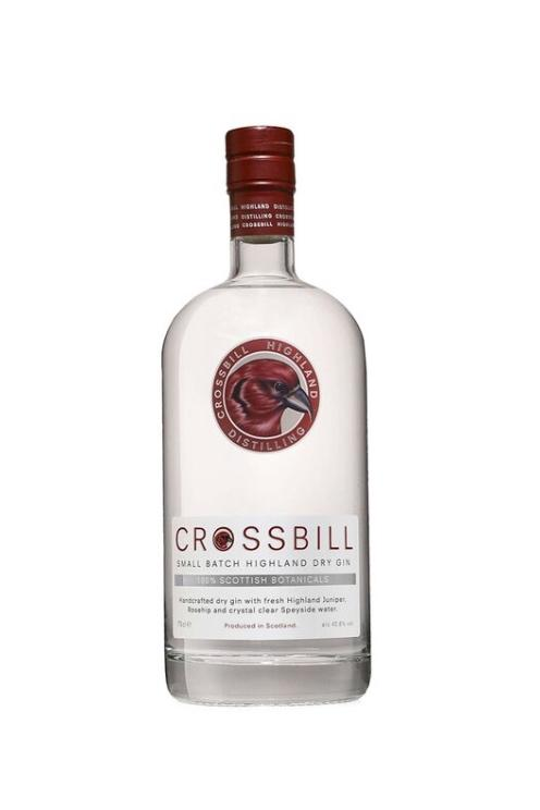 Crossbill - 100 (70cl, 43.8%).