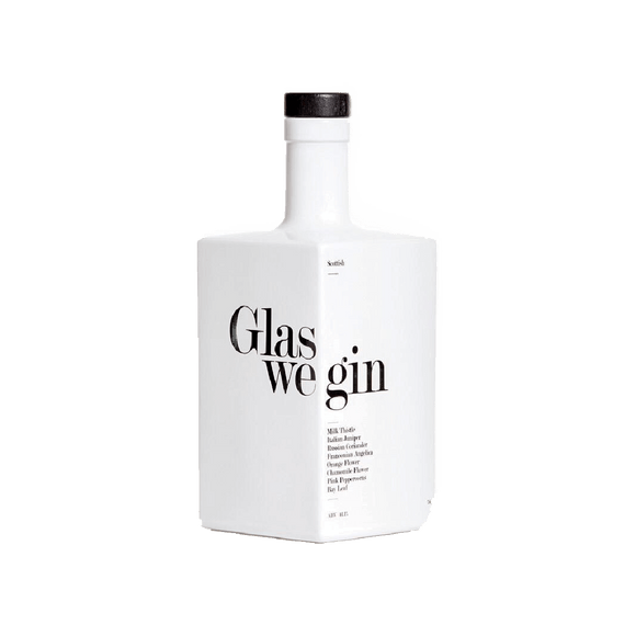 GLASWEGIN - ORIGINAL SCOTTISH GIN (70cl, 41.1%).