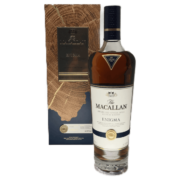 THE MACALLAN - ENIGMA (70cl, 44.9%).