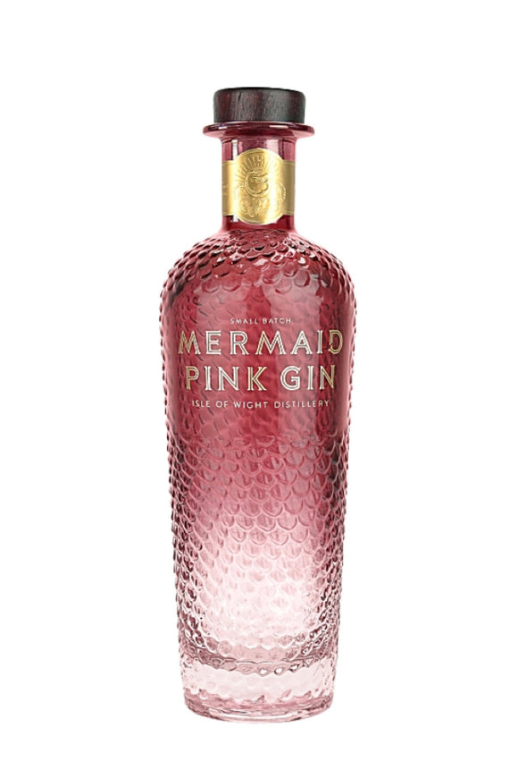 Mermaid - Pink Gin (70cl, 38%).