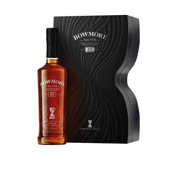 Bowmore Timeless 27 Year Old (70cl, 52.7%).