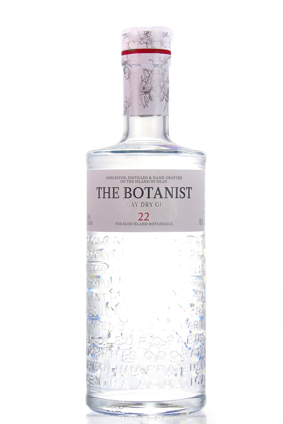 The Botanist (70cl, 46%).