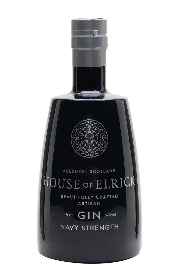 House of Elrick - Navy Strength (70cl, 57%).