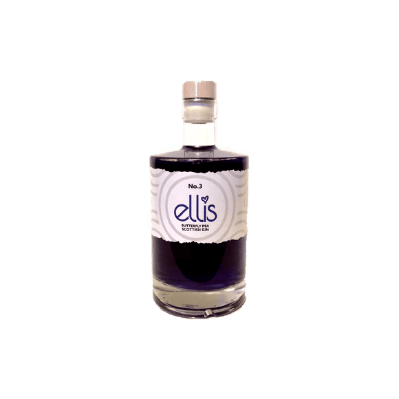 ELLIS GIN - No 3 - BUTTERFLY PEA (50cl)