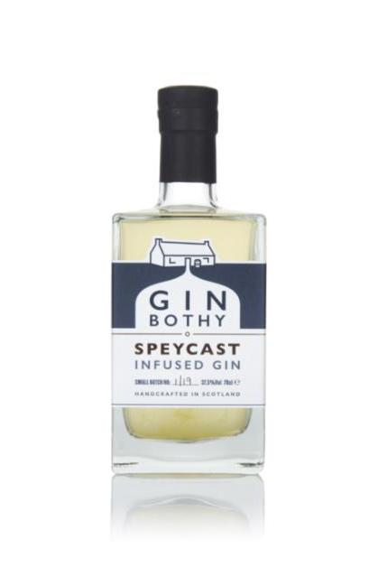 Gin Bothy - Speycast (70cl, 38%).
