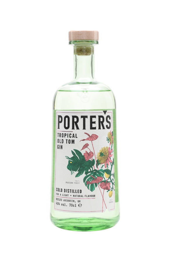 Porters - Tropical Old Tom (70cl, 40%).