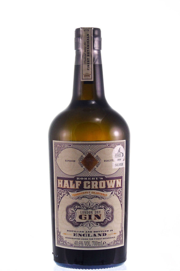 Half Crown - London Dry Gin (70cl, 40%)