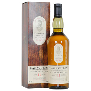 LAGAVULIN OFFERMAN EDITION - 11 YEAR OLD (70cl, 46%).
