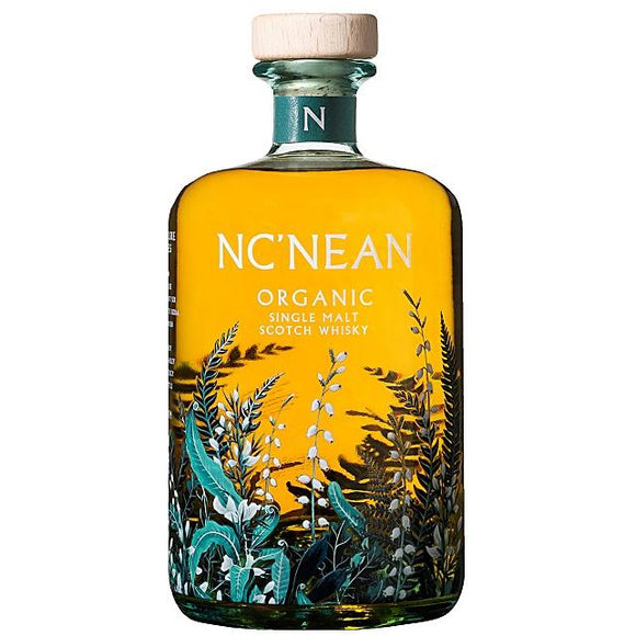 NC'NEAN ORGANIC SINGLE MALT SCOTCH WHISKY (70cl, 46%).