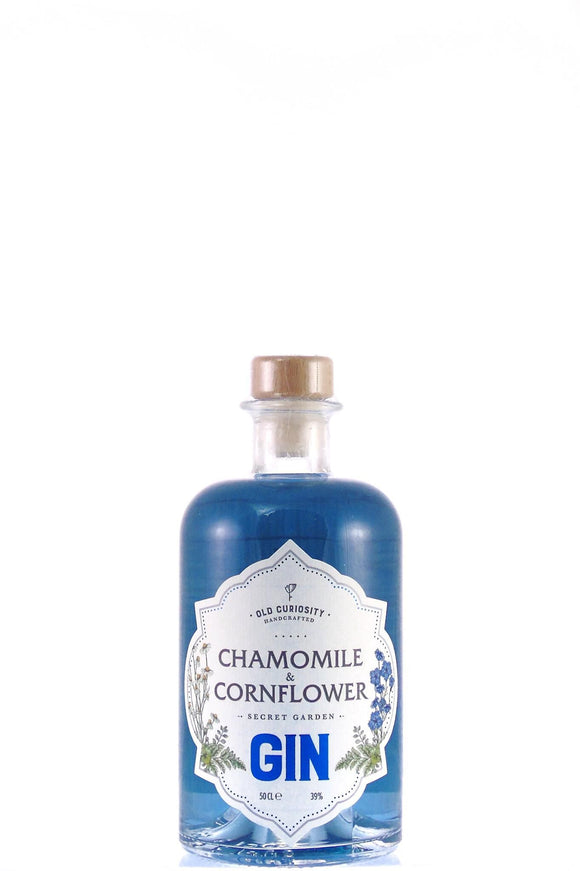 Old Curiosity - Chamomile & Cornflower (50cl, 39%)