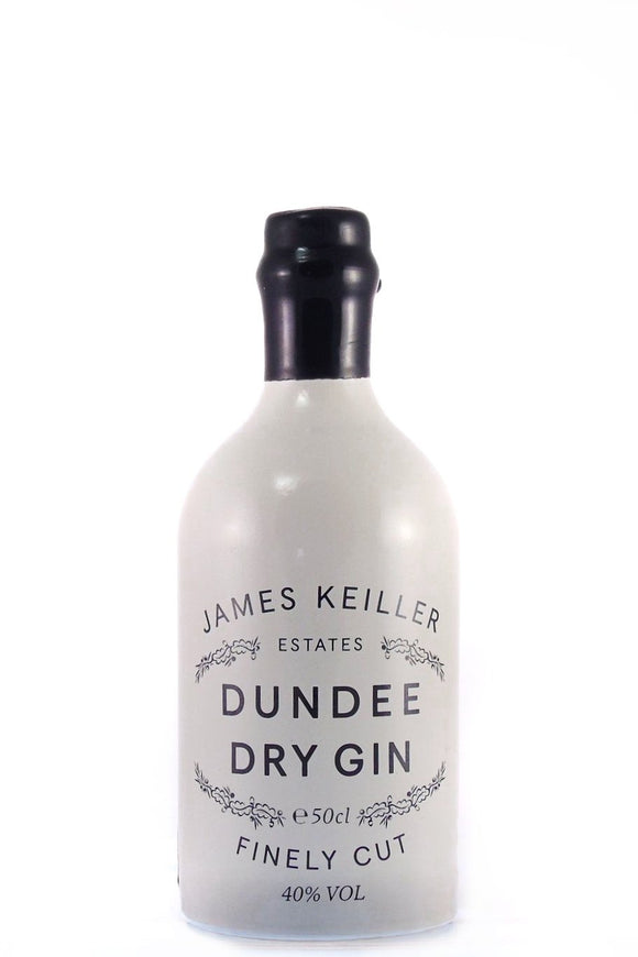 James Keiller Estates - Dundee Dry Gin (50cl, 40%).