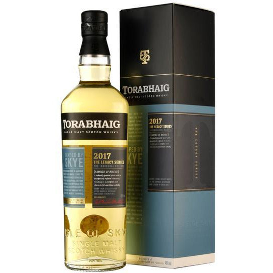 Torabhaig 2017 The Legacy Series - Inaugural Release (70cl, 46%).