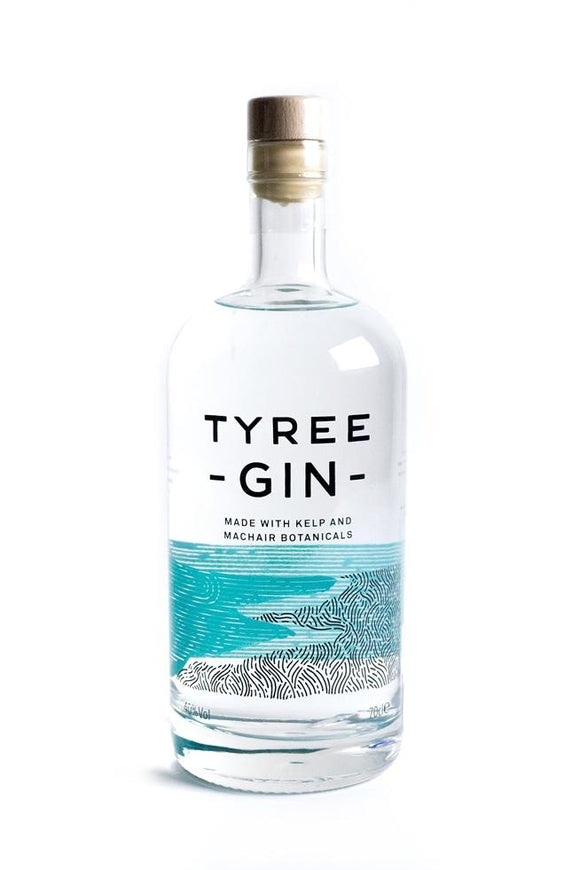 Tyree Original Gin (70cl, 40%).